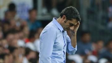 Источник: Футболисты «Барселоны» недовольны Вальверде
