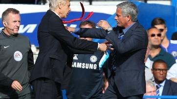 Моуринью прокомментировал решение Венгера уйти из «Арсенала»