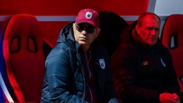 Бердыев поделился впечатлениями от матча с «Ростовом»