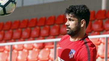 Коста не сыграет против «Арсенала» в Лиге Европы