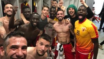«Беневенто» добыл первую для себя выездную победу в рамках Серии А