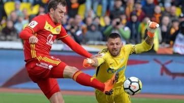 Дзюба прокомментировал свой гол в ворота «Зенита»