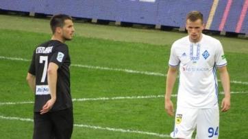 Киевское «Динамо» разгромило «Верес»