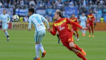 Стало известно, кто заплатит около 10 миллионов рублей за участие Дзюбы в матче с «Зенитом»