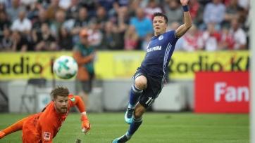 «Шальке» и «Кёльн» сыграли вничью, Коноплянка забил гол и сделал ассист