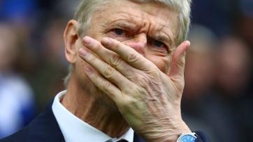 Болельщики «Арсенала» разочаровали Венгера