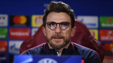 Ди Франческо дал комментарий перед матчем с «Ливерпулем»