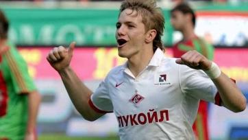 Павлюченко поддержал «Спартак»
