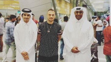 Экс-игрок «Крыльев» и «Зенита» продолжит карьеру в Катаре