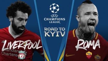 «Ливерпуль» - «Рома». Стартовые составы команд