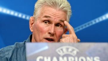 Хайнкес: «У Роналду невероятная карьера»