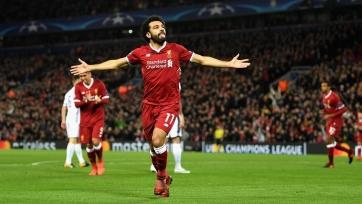 «Ливерпуль» разгромил «Рому», Салах оформил дубль и сделал 2 ассиста