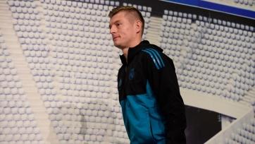 Кроос: «Реал» решительно настроен защитить титул ЛЧ»