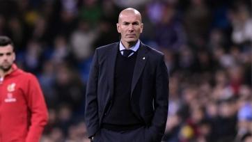 Стал известен фаворит на место Зидана в «Реале»