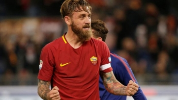 Де Росси: «Ливерпуль» не лучше «Барселоны», «Рома» может отыграться»