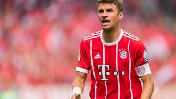 Мюллер: «Бавария» давно не выигрывала ЛЧ. Мы очень голодны»