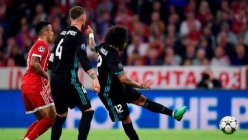 Марсело стал рекордсменом по голам в плей-офф среди защитников