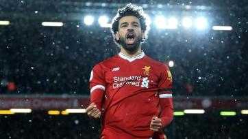 Салах – лучший игрок недели в Лиге чемпионов