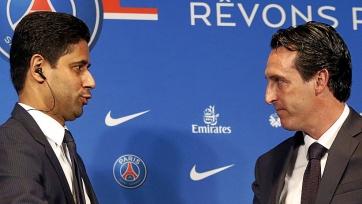 Аль-Хелаифи прокомментировал тот факт, что Эмери покинет ПСЖ по окончании сезона