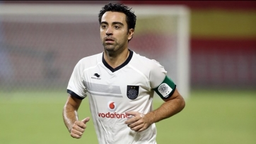 Хави был удалён с поля в финале Кубка Катара