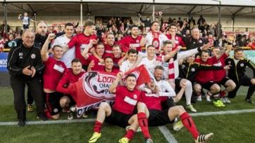 «Брихин Сити» сотворил то, что никому не удавалось в шотландском футболе за последние 126 лет