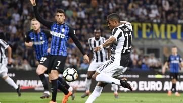 «Ювентус» вырвал победу над «Интером», игравшим с 18-й минуты вдесятером