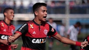 «Ливерпуль» нацелился на 16-летнего таланта «Фламенго»