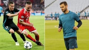 Лукас Васкес может сыграть в защите против «Баварии»