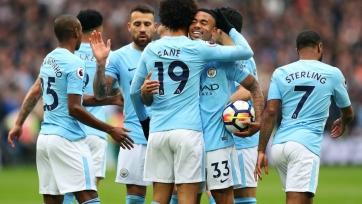 «Манчестер Сити» разгромил «Вест Хэм»
