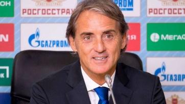 Манчини прокомментировал ничью с ЦСКА