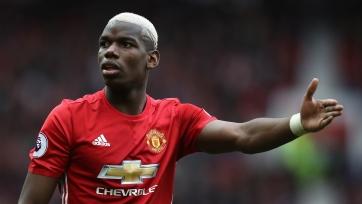 Погба рассказал о целях «Манчестер Юнайтед»