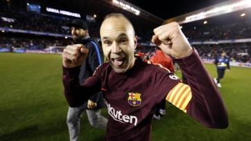«Барселона» – чемпион Испании
