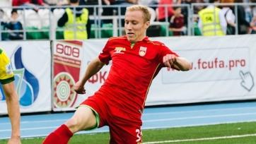 «Уфа» минимально переиграла «СКА-Хабаровск»