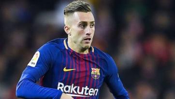 «Барселона» добавила обидевшегося Деулофеу на чемпионские футболки