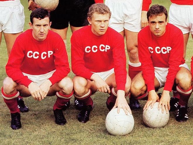 Герой ЧМ-1966: Игорь Численко. Вингер с ударом-ракетой, которого сломали из-за политики
