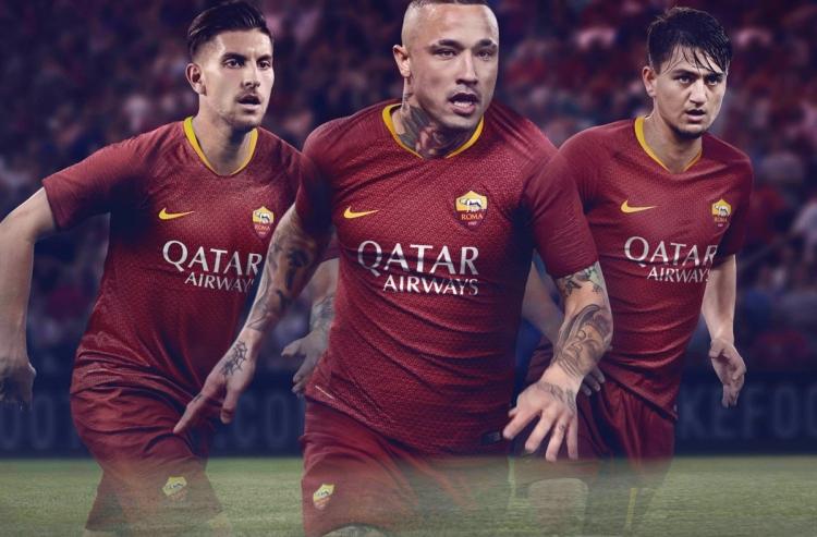 «Рома» представила новую форму (фото)