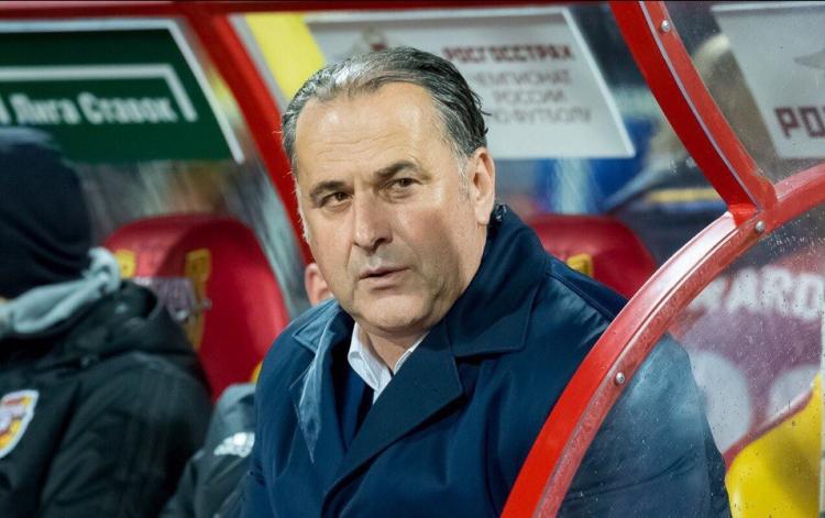 Божович дал комментарий после победы «Арсенала»