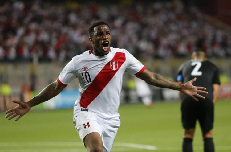 Сборная Перу объявила состав на Чемпионат мира