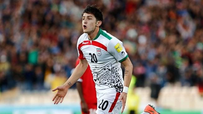 Сборная Ирана объявила состав на Чемпионат мира