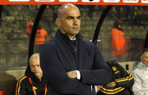 Роберто Мартинес продлил контракт со сборной Бельгии