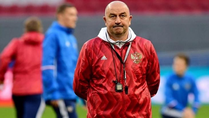 Черчесов рассказал о подготовке сборной