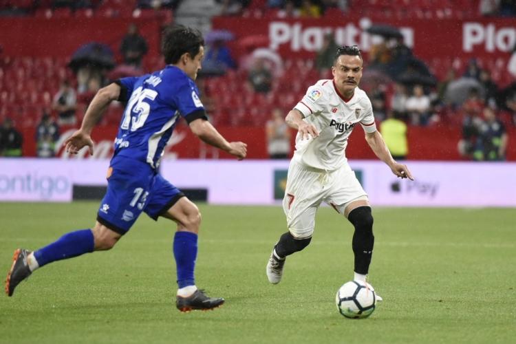 Севилья переиграла Алавес и результаты матчей Ла Лиги