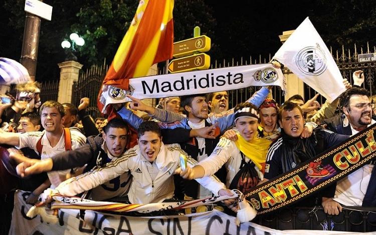 2000 фанатов «Реала» вернули билеты на финал ЛЧ