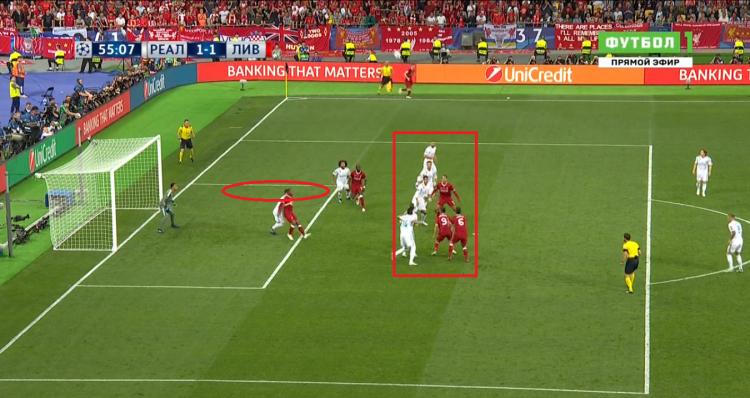 Роналду сыграл лучше Бэйла. Травма Салаха разрушила «Ливерпуль»