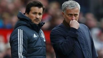 «Арсенал» хочет назначить главным тренером помощника Моуринью