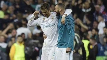 Зидан: «Бензема доказал, что является великим футболистом»