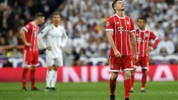 «Бавария» в пятый раз подряд вылетела из ЛЧ от испанского клуба
