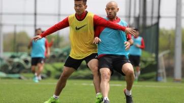 Маскерано забил первый гол за «Хэбэй Чайна Форчун» (видео)