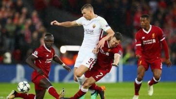 «Рома» - «Ливерпуль». Стартовые составы команд