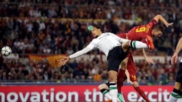 «Ливерпуль» и «Рома» повторили рекорд «Баварии» и «Спортинга»